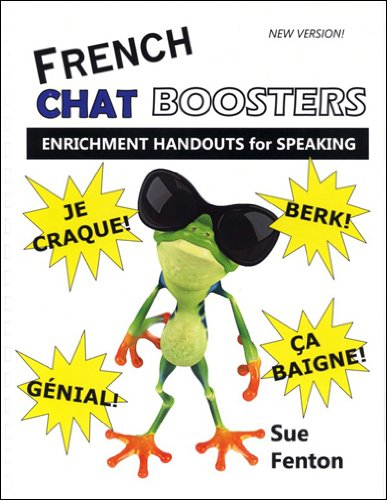 9780966741834: French Chat Boosters