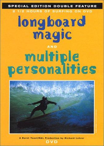 9780966746129: Longboard Magic / Multiple Personalities