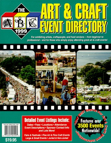 9780966748703: The ABC Art & Craft Event Directory [Taschenbuch] by