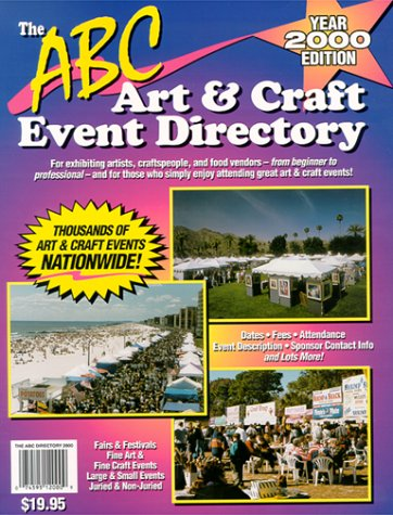 9780966748710: The ABC Art & Craft Event Directory (Year 2000 Edition)