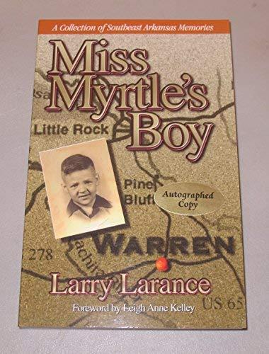 9780966766516: Miss Myrtle's Boy