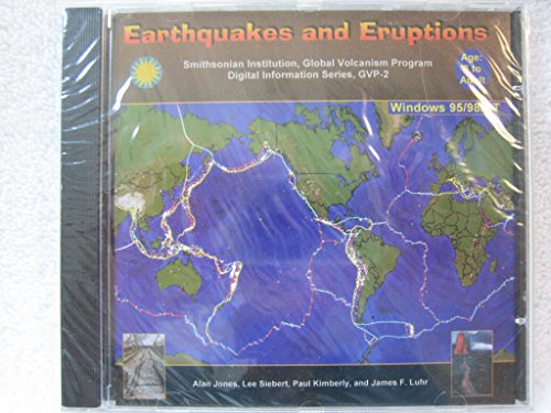9780966780215: Earthquakes and eruptions (Digital information series)