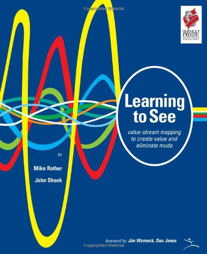 Learning to See: Value Stream Mapping to: Rother, Mike; Shook,