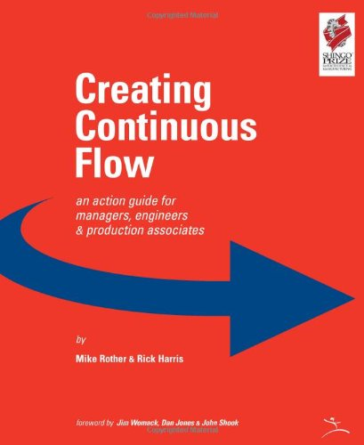 9780966784336: Creating Continuous Flow: An Action Guide for Managers, Engineers & Production Associates