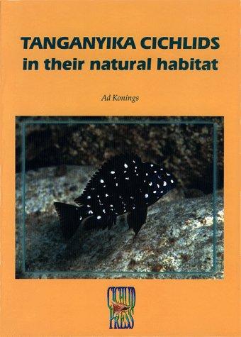 9780966825503: Tanganyika Cichlids in their natural habitat