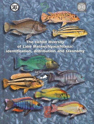 9780966825589: The Cichlid Diversity of Lake Malawi/Nyasa/Niassa: Identification, Distribution and Taxonomy