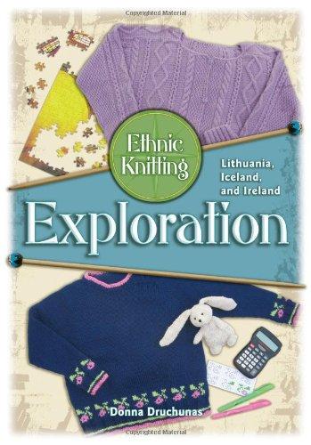 9780966828993: Ethnic Knitting Exploration: Lithuania, Iceland, and Ireland