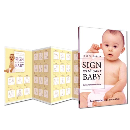 9780966836721: SIGN with your BABY ASL Quick Reference Guide - English, Spanish and American Sign Language