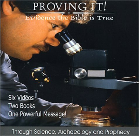 9780966843484: Proving It: Evidence the Bible Is True