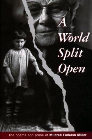 9780966845006: World Split Open