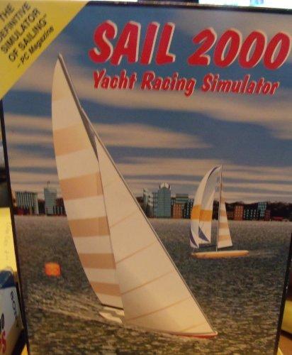 9780966858105: SAIL 2000 Yacht Racing Simulator