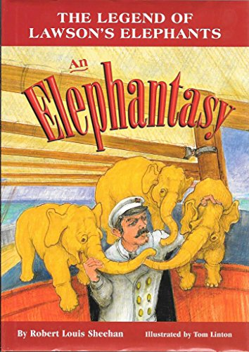 "The Legend of Lawson's Elephants ""An Elephantasy"": Robert Louis Sheehan"