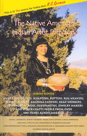 9780966880601: The Native American Indian Artist Directory