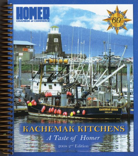 9780966891003: Kachemak Kitchens