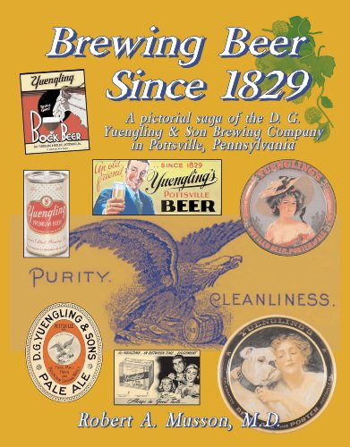 9780966895445: Brewing Beer Since 1829