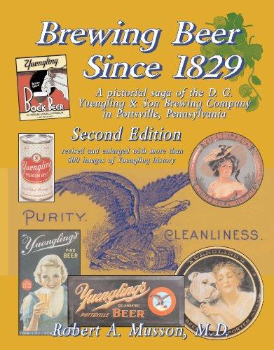 9780966895490: Brewing Beer Since 1829