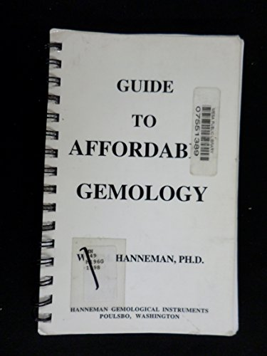 9780966906301: Guide to Affordable Gemology