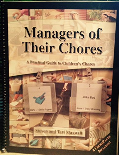9780966910797: Managers of Their Chores (Managers, 1)