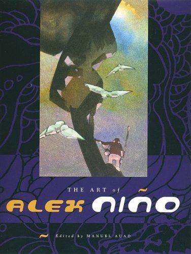 9780966938166: ART OF ALEX NINO