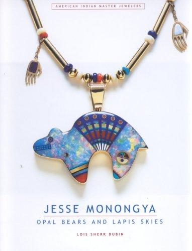Jesse Monongya: Opal Bears and Lapis Skies: Louis Sherr Dubin
