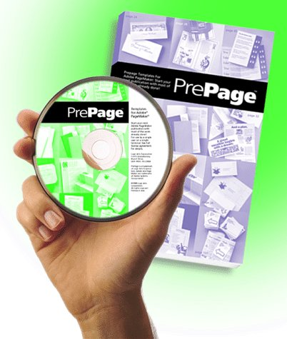 9780966958706: PrePage Templates for Adobe PageMaker