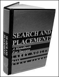 9780966969313: Search and Placement! A Handbook for Success