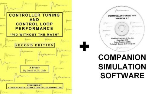 9780966970319: Controller Tuning and Control Loop Performance + Software