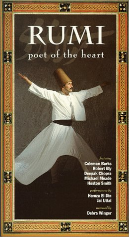 9780966971804: Rumi:Poet of the Heart [VHS]