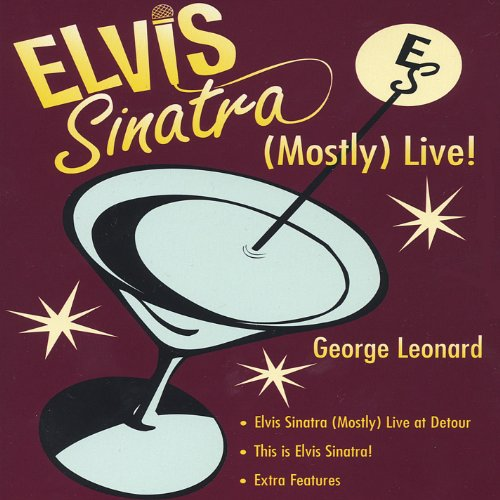 9780966974423: Elvis Sinatra: (Mostly) Live!