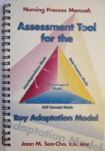 9780966979107: Nursing Process Manual: Assessment Tool for the Roy Adaptation Model