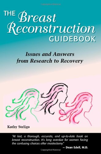 9780966979978: The Breast Reconstruction Guidebook, Second Edition