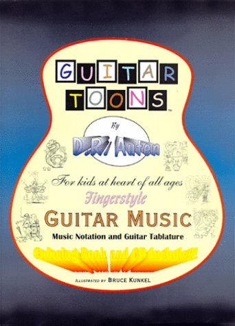 9780966988123: Guitar Toons (Companion Set: Music Book, Coloring Book and CD)