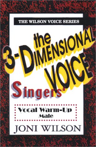 9780966988352: The 3-Dimensional Singer : Male