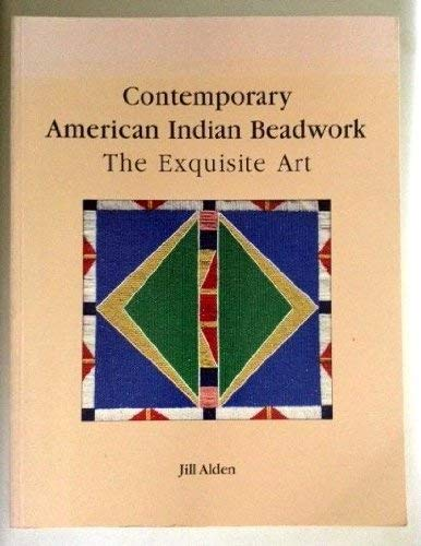 9780967004006: Contemporary American Indian Beadwork: The Exquisite Art