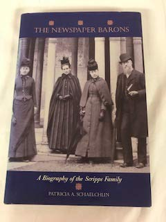 9780967007632: Newspaper Barons: A Biography of the Scripps Family