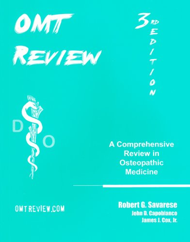 OMT Review 3rd Edition: Savarese, Robert G.
