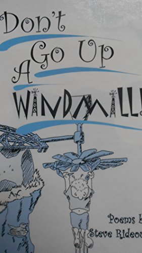 9780967015712: Don't go up a windmill: Poems