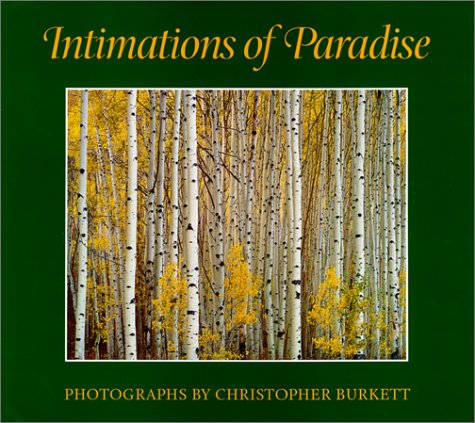 9780967021607: Intimations of Paradise