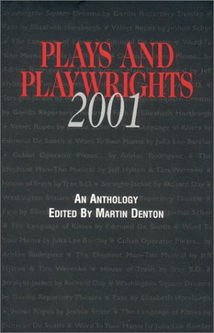 9780967023427: Plays and Playwrights 2001