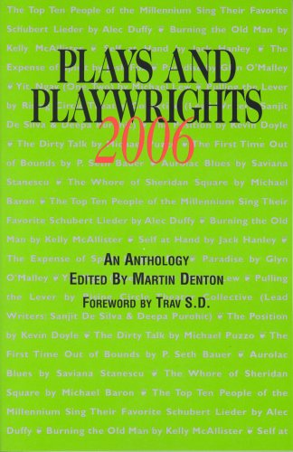 9780967023472: Plays and Playwrights 2006