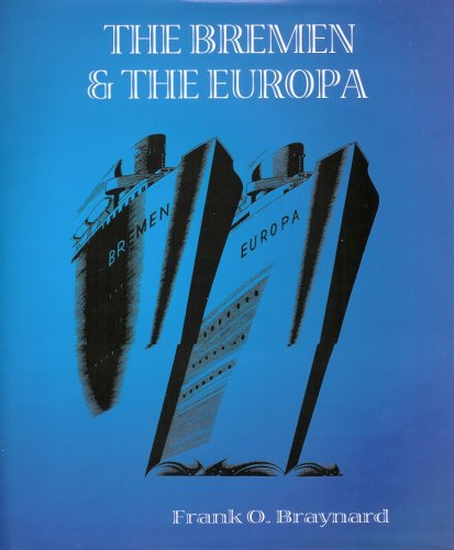9780967032849: The Bremen and The Europa