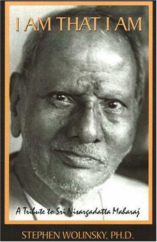 9780967036250: I Am That I Am: A Tribute to Sri Nisargadatta Maharaj