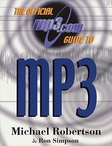 9780967057408: The Official MP3.com Guide to MP3
