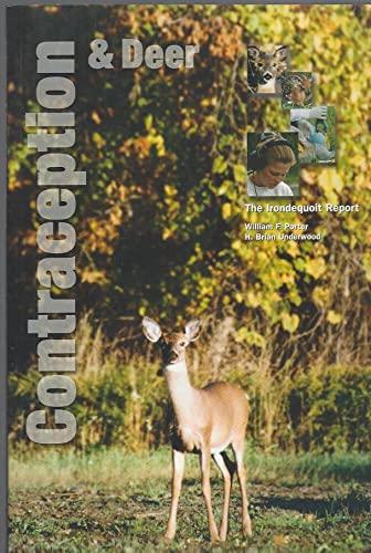 9780967068114: Contraception & deer: The Irondequoit report