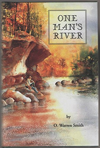9780967068343: One Man's River