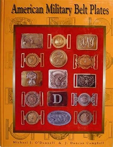 9780967073125: American Military Belt Plates