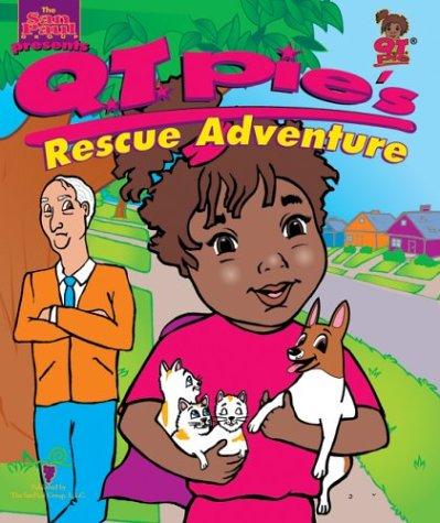 9780967087535: Q. T. Pie's Rescue Adventure (The Adventures of Q. T. Pie, 3)