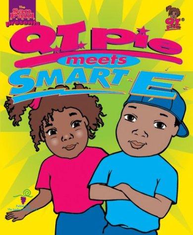 9780967087542: Q. T. Pie Meets Smart E (The Adventures of Q. T. Pie, 4)