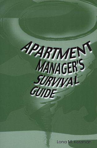 9780967087603: Apartment Manager's Survival Guide
