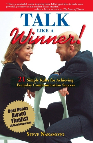 9780967089355: Talk Like a Winner!: 21 Simple Rules for Achieving Everyday Communication Success